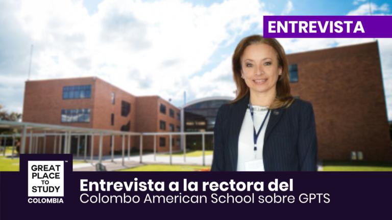 Entrevista a Claudia González, rectora del Colombo American School