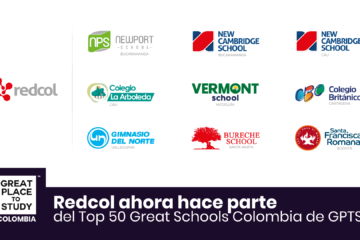 La red de colegios Redcol ahora es Great Place to Study ™