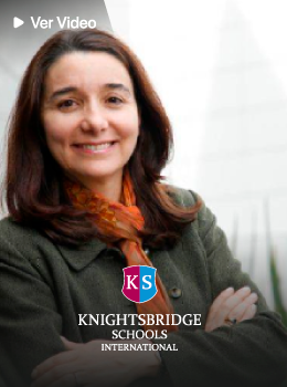 Claudia Ferrufino - Knightsbridge School International