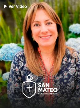 Luz Helena Aljure - Colegio San Mateo