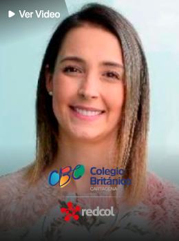 Carolina Charry - Colegio Británico de Cartagena