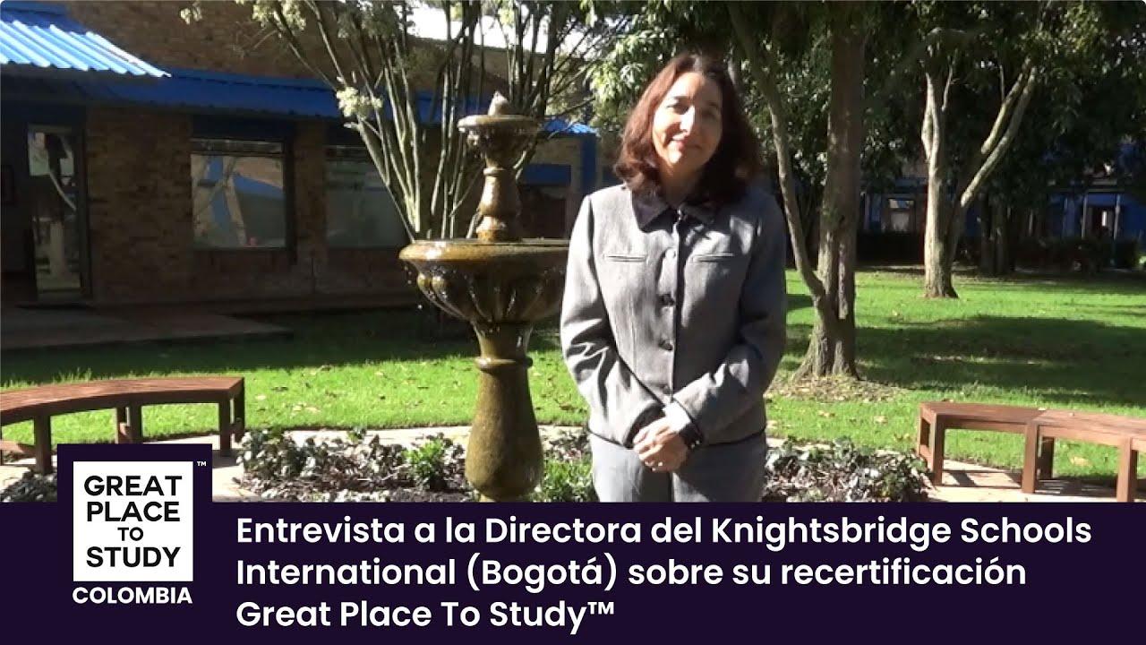 Directora de Knightsbridge Schools International